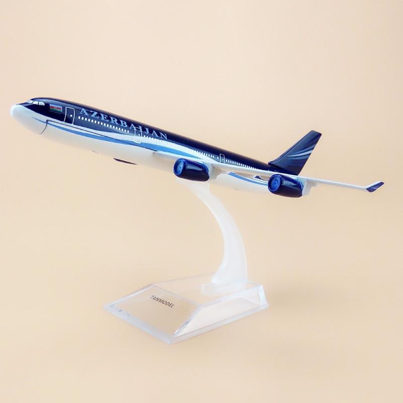 Azerbaijan Airlines Airbus A340