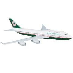 EVA Air Boeing 747
