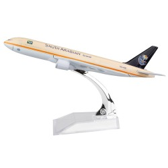 Saudi Arabian Boeing 777