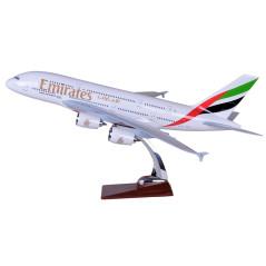 XL Emirates Airbus A380