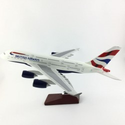 47cm British Airways Airbus A380