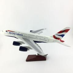 47cm British Airways Airbus A380