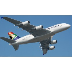 South African Airways Airbus A380