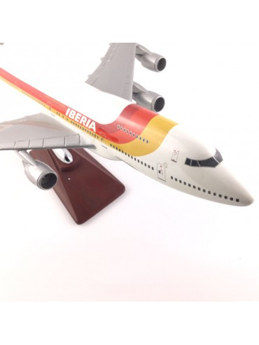 XL Iberia Boeing 747
