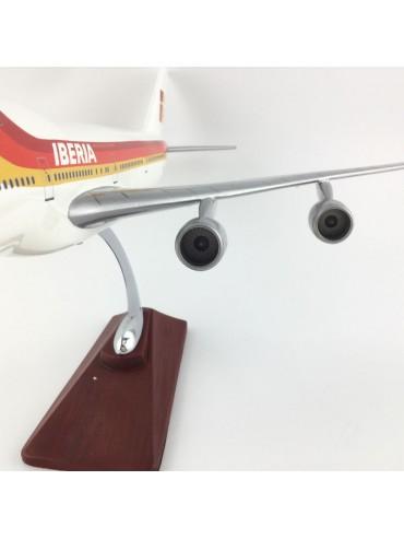 47cm Iberia Boeing 747