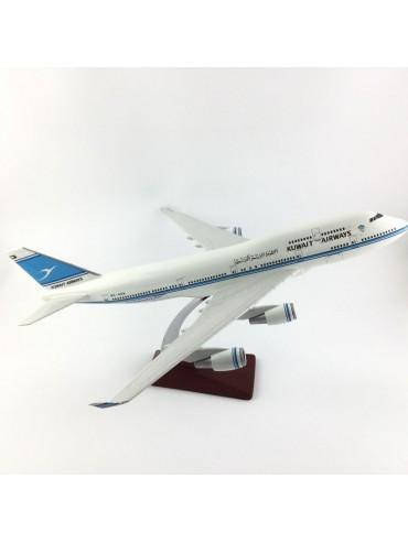 XL Kuwait Airways Boeing 747