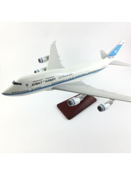 47cm Kuwait Airways Boeing 747
