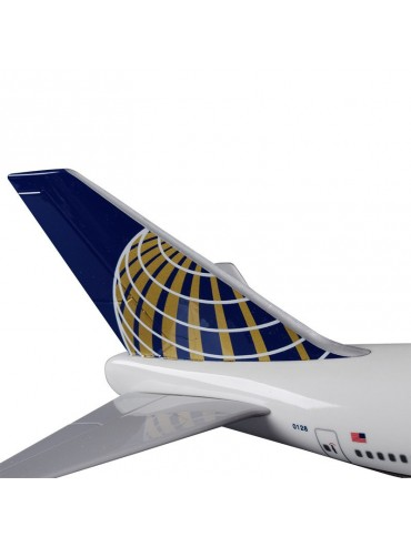 XL United Airlines Boeing 747