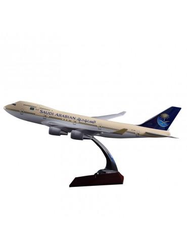 47cm Saudi Arabian Boeing 747