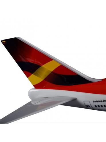 XL Avianca Boeing 747