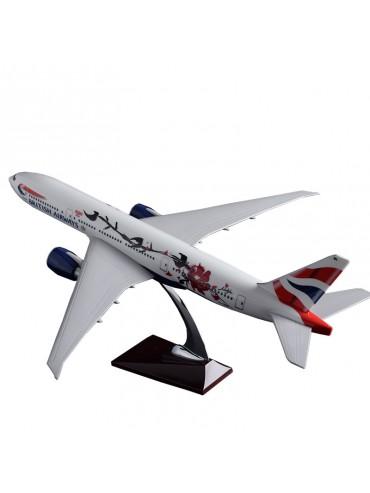 XL British Airways Boeing 777