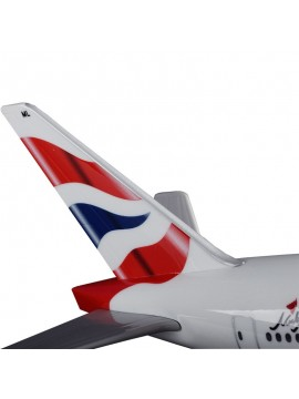 47cm British Airways Boeing 777