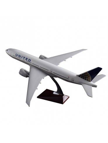 47cm United Airlines Boeing 777