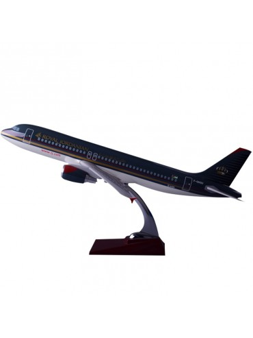47cm Royal Jordanian Airbus A320