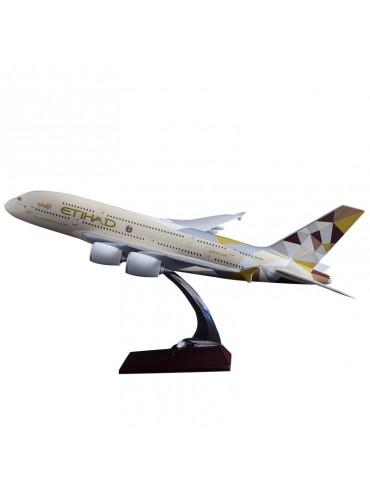 47cm Etihad Airways Airbus A380