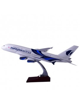 47cm Malaysia Airlines Airbus A380