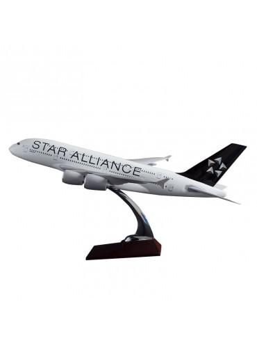 XL Star Alliance Airbus A380