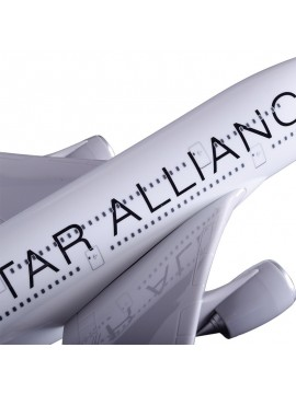 47cm Star Alliance Airbus A380