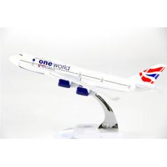 British Airways Boeing 747