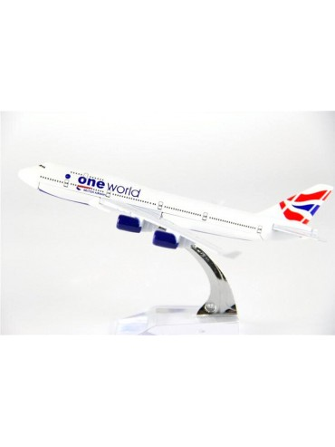 British Airways (One World) Boeing 747
