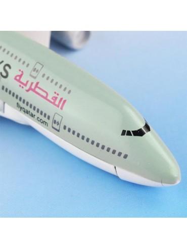 Qatar Airways Boeing 747