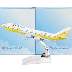 Royal Brunei Airlines Boeing 747