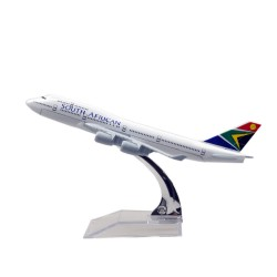 South African Airways Boeing 747
