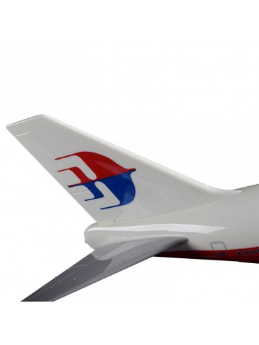 47cm Malaysia Airlines Boeing 747