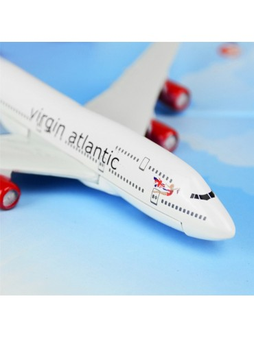 Virgin Atlantic Boeing 747