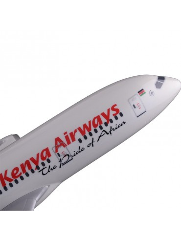 XL Kenya Airways Boeing 787