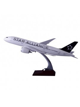 Star Alliance Boeing 787
