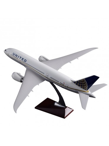 XL United Airlines Boeing 787