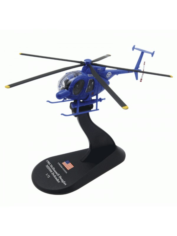 MD Helicopters MD 500 Defender