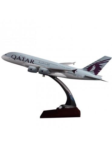 47cm Qatar Airways A380