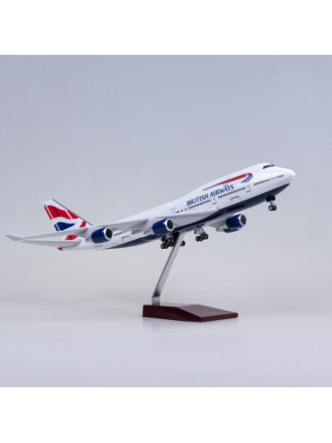 XL British Airways Boeing 747