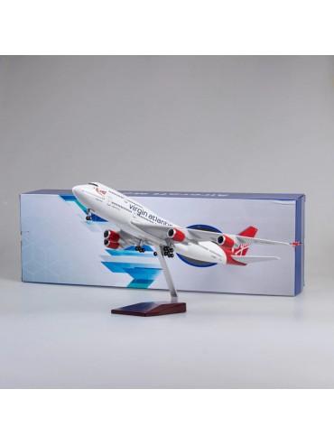 XL Virgin Atlantic Boeing 747