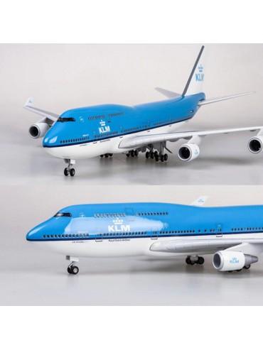 XL KLM Royal Dutch Boeing 747