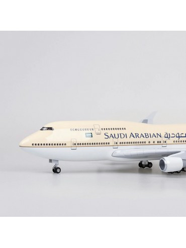 XL Saudi Arabian Boeing 747