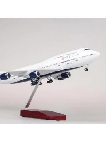XL Delta Air Lines Boeing 747
