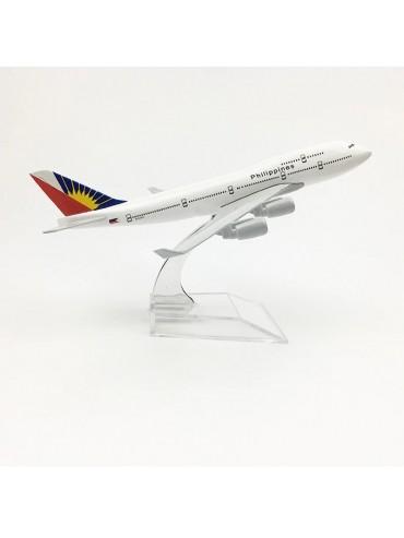 Philippine Airlines Boeing 747