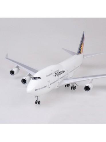 XL Philippine Airlines Boeing 747