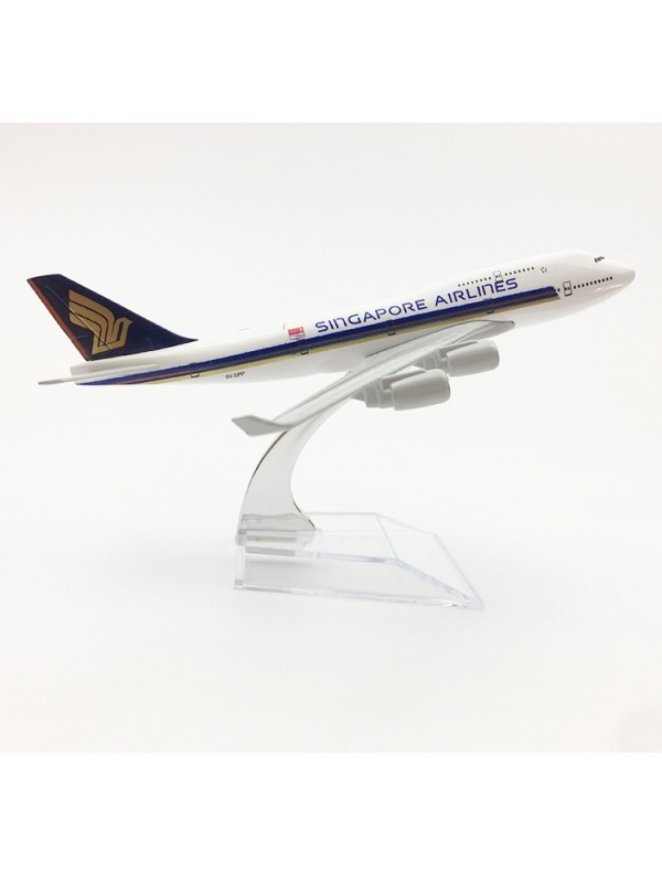Singapore Airlines Boeing 747