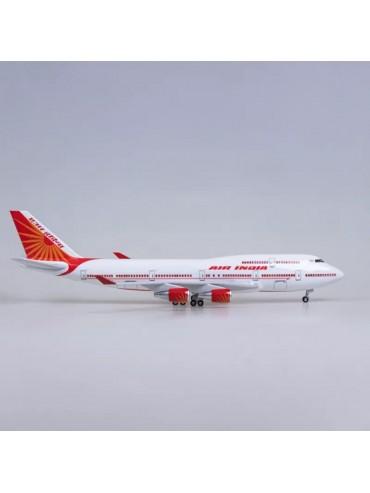 XL Air India Boeing 747