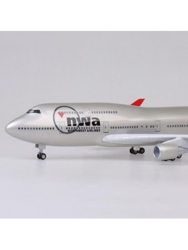 XL Northwest Airlines Boeing 747