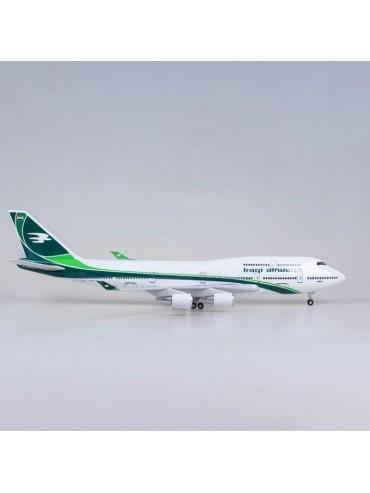 XL Iraqi Airways Boeing 747
