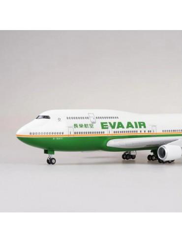 XL EVA Air Boeing 747