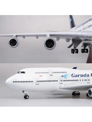 XL Garuda Indonesia Boeing 747