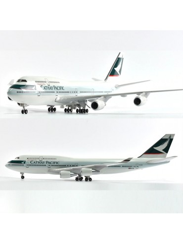 XL Cathay Pacific Boeing 747