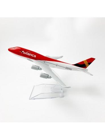 Avianca Boeing 747