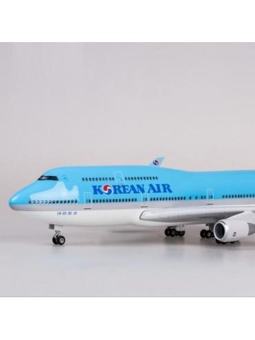 XL Korean Air Boeing 747